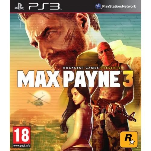 Max Payne 3 (Lietota)